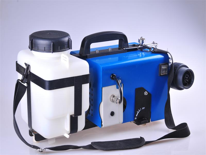 Electric ulv sprayer
